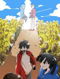 Ene Anime, Manga Anime, Reborn Katekyo Hitman, Hitman Reborn, Vocaloid, Ayano Tateyama, 1920x1200 Wallpaper, Monogatari Series, K Project