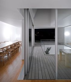 House in Leiria, Portugal by Manuel Aires Mateus
