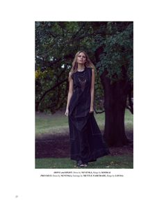 nevenka is a sustainable luxury eastern european fashion house specialising in ready to wear and custom made garments. Hello May, European Fashion, Refashion, Wilderness, Whimsical, Ready To Wear, Hair Makeup, Editorial, Gowns