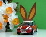 Easter Car