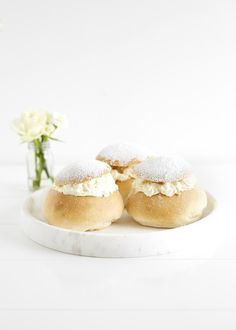 Be inspired to celebrate Swedish Semla Bun Day with this tasty recipe