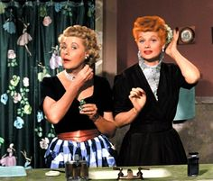 I Love Lucy - The Lucy Show - Here's Lucy