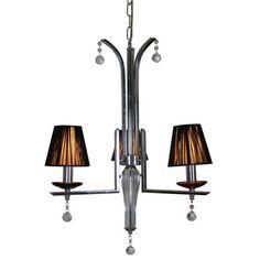 EPIPLAMEMA | ΦΩΤΙΣΤΙΚΟ 3ΦΩΤΟ SILVER 32017 Ceiling, Chandelier, Lamp, Decor, Home, Home Decor, Ceiling Lights