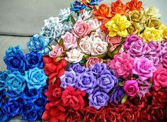 Canetas de Rosas