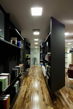 Completed in 2010 in Sao Paulo, Brazil. Images by Fran Parente . Called for a bid of an architecture project for two floors of BPGM Law Office, we came across with a clear division: One floor – larger, operational. Interior Design Books, Office Interior Design, Luxury Interior Design, Office Interiors, Agency Office, Small Office Design, Lawyer Office, Office Pictures, Workplace Design