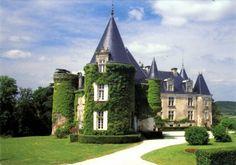 My wedding venue, fabulous location, memorable day October 2005- Chateau de la Cote - near Brantome, Aquitaine