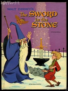 The Sword and the Stone.  This is one of my favorite Disney movies.