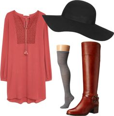 5 New Ways to Style Riding Boots for Fall | http://www.hercampus.com/style/5-new-ways-style-riding-boots-fall