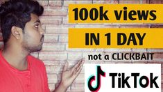 How to get views on tiktok in 1 day ! Tiktok videos par views kaise badaye So guys in today's video i have told you about how can you increase views on. Heart App, Auto Follower, Free Followers On Instagram, Likes App, Change Background, 1 Day, Earn Money, Tik Tok, Colorful Backgrounds