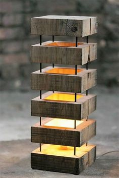 wood lamp art 5