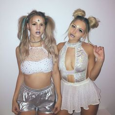 The best place for festival fashion inspriation and festival outfits. The one stop shop for raves and festival clothing ideas and links. Festival Looks, Festival Mode, Rave Festival, Festival Wear, Festival Fashion, Rave Halloween, Looks Halloween, Looks Instagram, Costume Ideas
