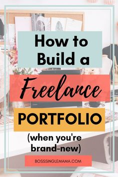 4 Tips for Creating a Freelance Writer Portfolio (That Gets Clients) Not sure how to build a freelance portfolio as a beginning freelancer? Learn how to build a freelance portfolio that gets you noticed! Job Freelance, Freelance Writing Jobs, Freelance Graphic Design, Freelance Designer, Freelance Online, Graphic Design Projects, Writing Portfolio, Artist Portfolio, Marca Personal