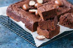 Vegan Cake, Healthy Desserts, Lchf, Lentils, Banana Bread, Treats, Candy, Chocolate, Baking