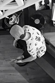 Bharat sounds #artist #vinylstyle #musicbranding #contemporary #sounds #beatmaker