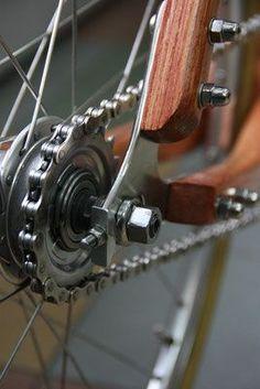 Trike Bicycle, Wooden Bicycle, Wood Bike, Cargo Bike, Bike Cart, Reverse Trike, Bike Shed, Commuter Bike, Diy Holz
