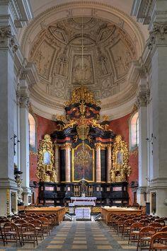 Igreja de São Pedro e São Paulo, Cracóvia, Polônia