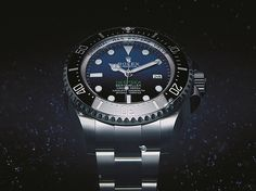 Rolex Launches New Rolex Deepsea D-Blue Edition Dive Watch in New York
