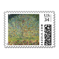 ==>>Big Save on          Apple Tree by Gustav Klimt, Vintage Art Nouveau Stamp           Apple Tree by Gustav Klimt, Vintage Art Nouveau Stamp We have the best promotion for you and if you are interested in the related item or need more information reviews from the x customer who are own of th...Cleck Hot Deals >>> http://www.zazzle.com/apple_tree_by_gustav_klimt_vintage_art_nouveau_postage-172000295825140360?rf=238627982471231924&zbar=1&tc=terrest