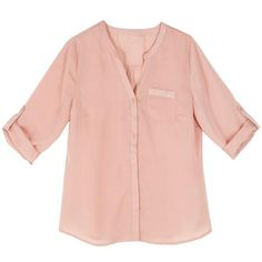 Pretty pink and cheap shirt (Reitmans) Spring Fashion, Autumn Fashion, Cheap Shirts, Wearing Black, Pastel Colors, Pretty In Pink, Fall Winter, Blouse, How To Wear