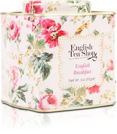 English Breakfast Loose Leaf Tea | English Tea Shop