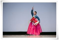2부 7. 한혜경류 장구춤