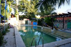 Good hostels in Mexico