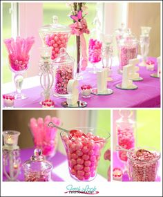 baby shower, baby girl, little princess, butterfly, butterfly kisses, planning an event, Fresh Look Photography, baby shower ideas, decorations, table scape, lanterns, candy buffet, pink candy buffet, candy favors