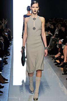 Bottega Veneta Fall 2012 Ready-to-Wear Fashion Show - Elena Bartels