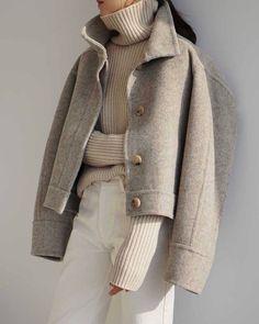 Mode Outfits, Casual Outfits, Fashion Outfits, Fashion Trends, Fashion Coat, Fashion 2020, Fashion Fashion, Fashion Tips, Fashion Mask