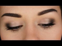 Simple Eyeshadow Makeup Tutorial - YouTube