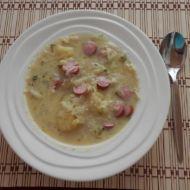 Zelňačka polévka recept - Vareni.cz Cheeseburger Chowder, Soup, Soups