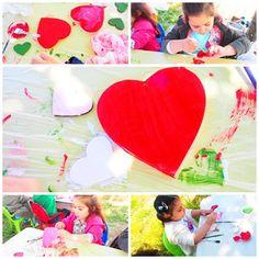 24 En Iyi Ahşap Kalp Boyama Atölyesi Wood Heart Painted