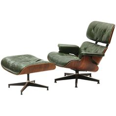 1stdibs - Green lounge by Charles and Ray Eames explore items from 1,700  global dealers at 1stdibs.com