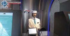 'Hotéis inteligentes' em alta no Japão