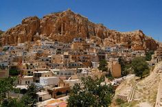Mountain Village, Maaloula, Syria.