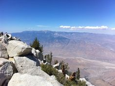 """""""Cactus to Clouds"""", Mount San Jacinto Hike. 5th hardest day hike in America. Oct. 2016"""