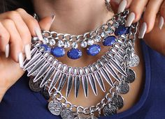 Statement Necklace #macys #jewelry #accessories