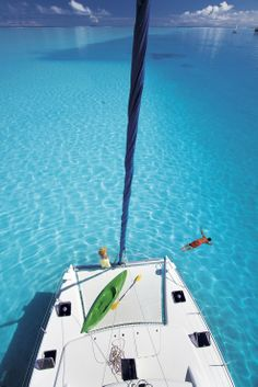 Resorts, watersports, island tours, archaeological sites, and fine dining are just some of the delights of a Tahiti yacht charter with The Moorings.