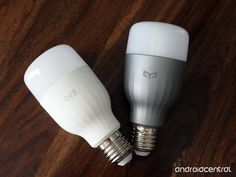 Xiaomi\'s Yeelight Wi-Fi bulb offers Hue quality at less than half the cost | Android Central