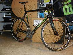 Checker Pic Rennrad Limitiert Shimano 105 Carbon 7,9 KG