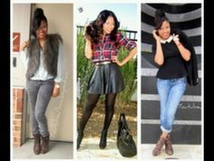 """Few trends I will be rockin' this winter. Which look did you like best?    Video on my bun updo: http://www.youtube.com/watch?v=FgMQj5DBPTI    INSTAGRAM: TheChicNatural    Fall Fashion Trends video: http://www.youtube.com/watch?v=UC3WdG4oj9o    Music: Christina Aguilera """"Love Your Body"""" (mix)    biz: backsyncfan@yahoo.com"""
