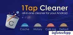 1Tap Cleaner Pro v2.43 Patched Apk is a wonderful free android cleaning app .1-Tap to clean all cache, search histories and calls log. A default cleaner can be incorporated.