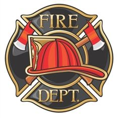 $4.99  Fire Department Dept Fire Fighter Vinyl Decal Sticker