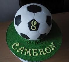 soccer birthday cakes - Google Search