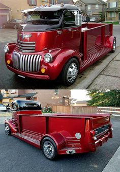 custom trucks parts Custom Pickup Trucks, Old Pickup Trucks, Big Rig Trucks, Hot Rod Trucks, Diesel Trucks, Cool Trucks, Chevy Trucks, Cool Cars, Rv Truck