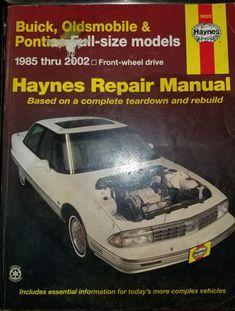 Free download general motors haynes repair manual covering fwd haynes repair manual buick olds pontiac full size models 1985 2005 frnt fandeluxe Image collections