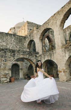 San Antonio Wedding At Cornerstone Chapel From Dana Ann Photography
