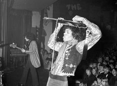 Jimi Hendrix - Peter Timm\ullstein bild via Getty Images