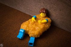"""""""Don't eat too much!"""" Congratulations to the LEGO HUB Photographer of the..."""