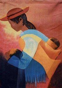 Maternité by Louis Toffoli